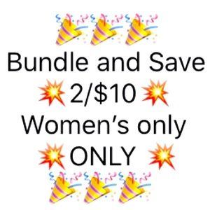 💥2/$10💥 on items 💥 listed